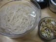 冷麦そう麺(500円)