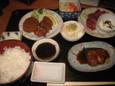 満腹御膳(煮魚)(980円)