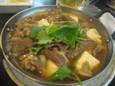 肉ドーフ(450円)