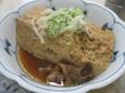 肉どうふ(200円)
