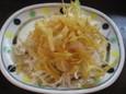 エビのパリパリサラダ(150円)