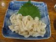 貝ひも刺(250円)