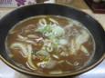 カレーうどん(400円)
