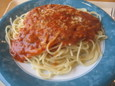 スパゲティ(500円)
