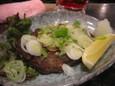 ナンコツハンバーグ(400円)