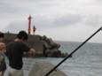 釣り人たち