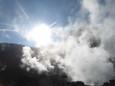 ガスと太陽