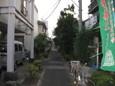 金町の路地