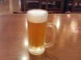 生ビール(490円)