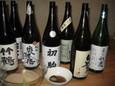 いろいろ日本酒