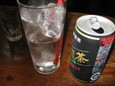 チューハイ(230円)+ウーロン茶(150円)