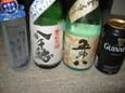 日本酒気分&黒麦酒気分