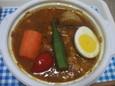 スープカレー(350円)