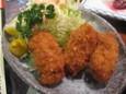 カキフライ(390円)