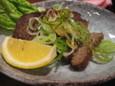 なんこつハンバーグ(420円)
