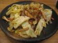 鶏ハム入り野菜炒め(320円)