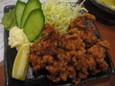 鶏の唐揚げ(380円)