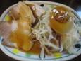 焼豚と味付玉子盛り(200円)
