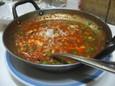 納豆鍋(450円)