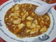 麻婆豆腐(580円)