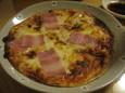 ピザ(350円)