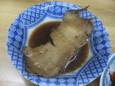 カレイ煮付(250円)
