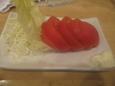 冷しトマト(100円)