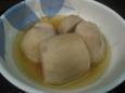 里芋煮(150円)