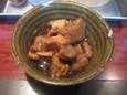 まぐろ角煮(150円)