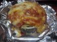 鶏ささみピザチーズ焼き