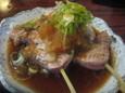 炙りトロ(450円)