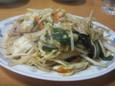 野菜炒め(600円)