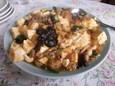 麻婆豆腐(770円)