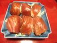 まぐろの島寿司風