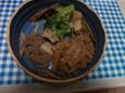 豚肉と野菜のいため煮
