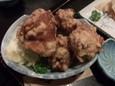 若鶏の唐揚げ(480円)