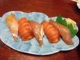 島寿司(600円)