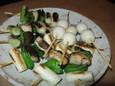 伊勢の野菜焼き