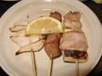 帆立屋の串焼きセット