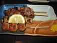 串焼き(300円)
