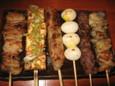 串盛り(500円)