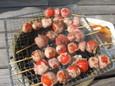 トマト肉巻き
